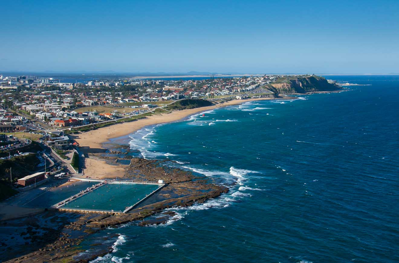 Baños de Merewether Newcastle AU