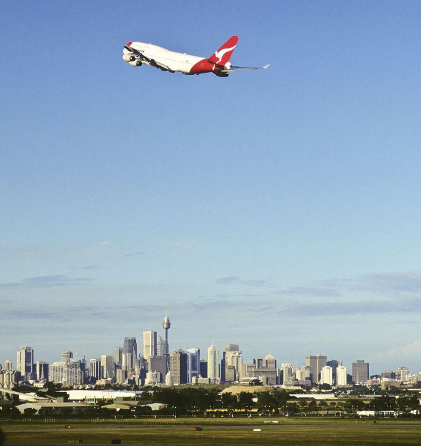 Aeropuerto de Sydney Lord Howe Island