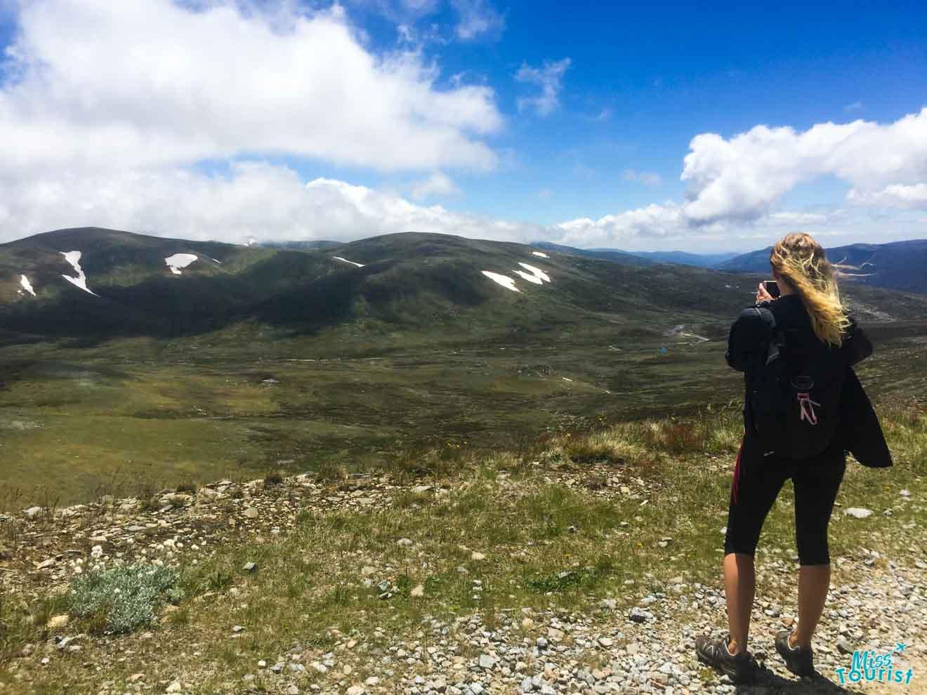 Tarifa de entrada Guía del Parque Nacional Kosciuszko