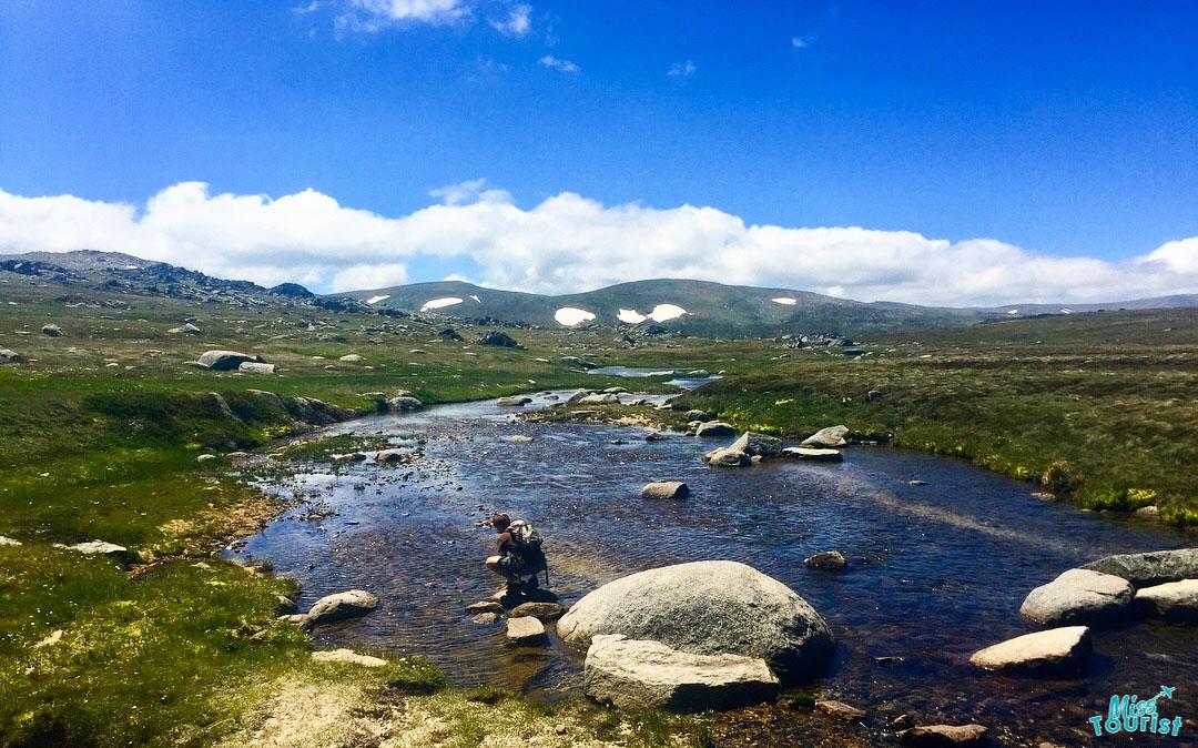 Clima en Parque Nacional de Thredbo Village Kosciuszko