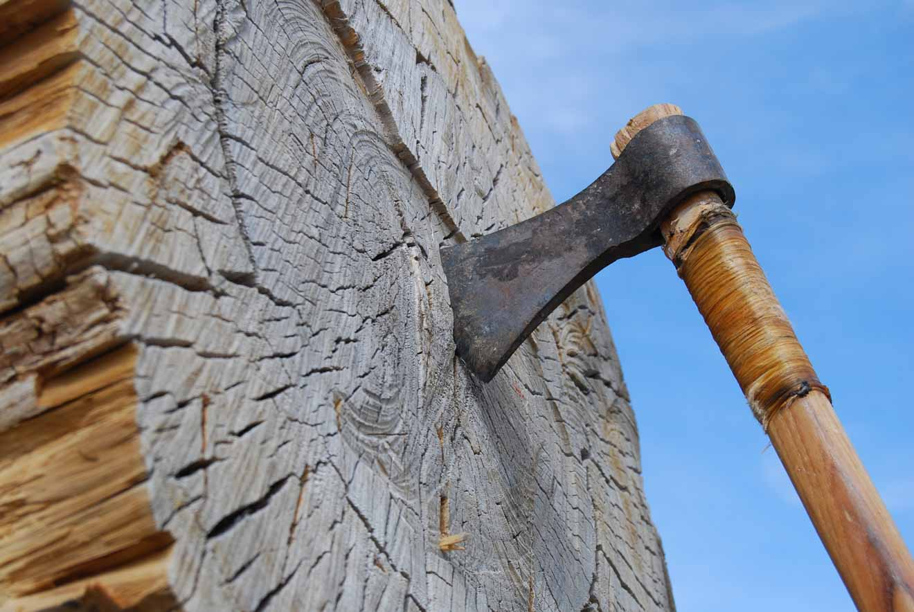 Actividades en Axe Throwing Glenworth Valley