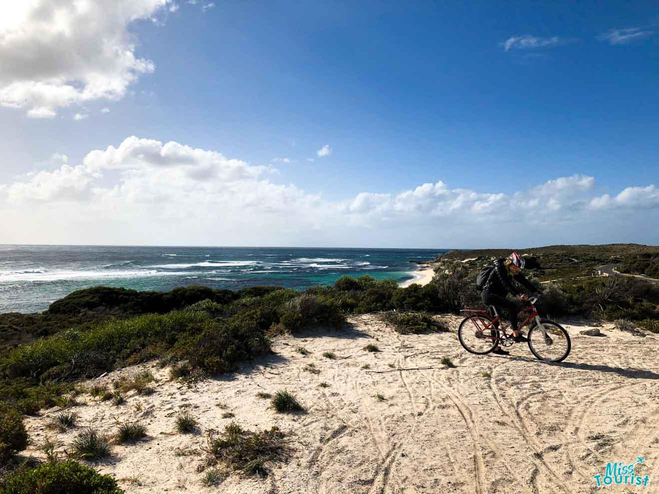 ciclista hervey bay