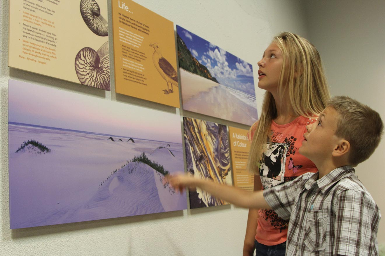 Centro cultural de descubrimiento de esferas en hervey bay