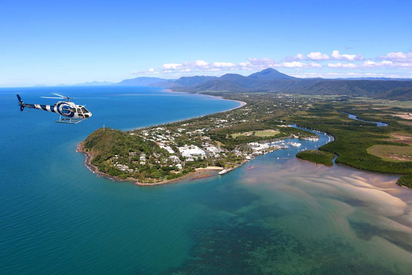 La gran barrera de coral para hacer en Port Douglas