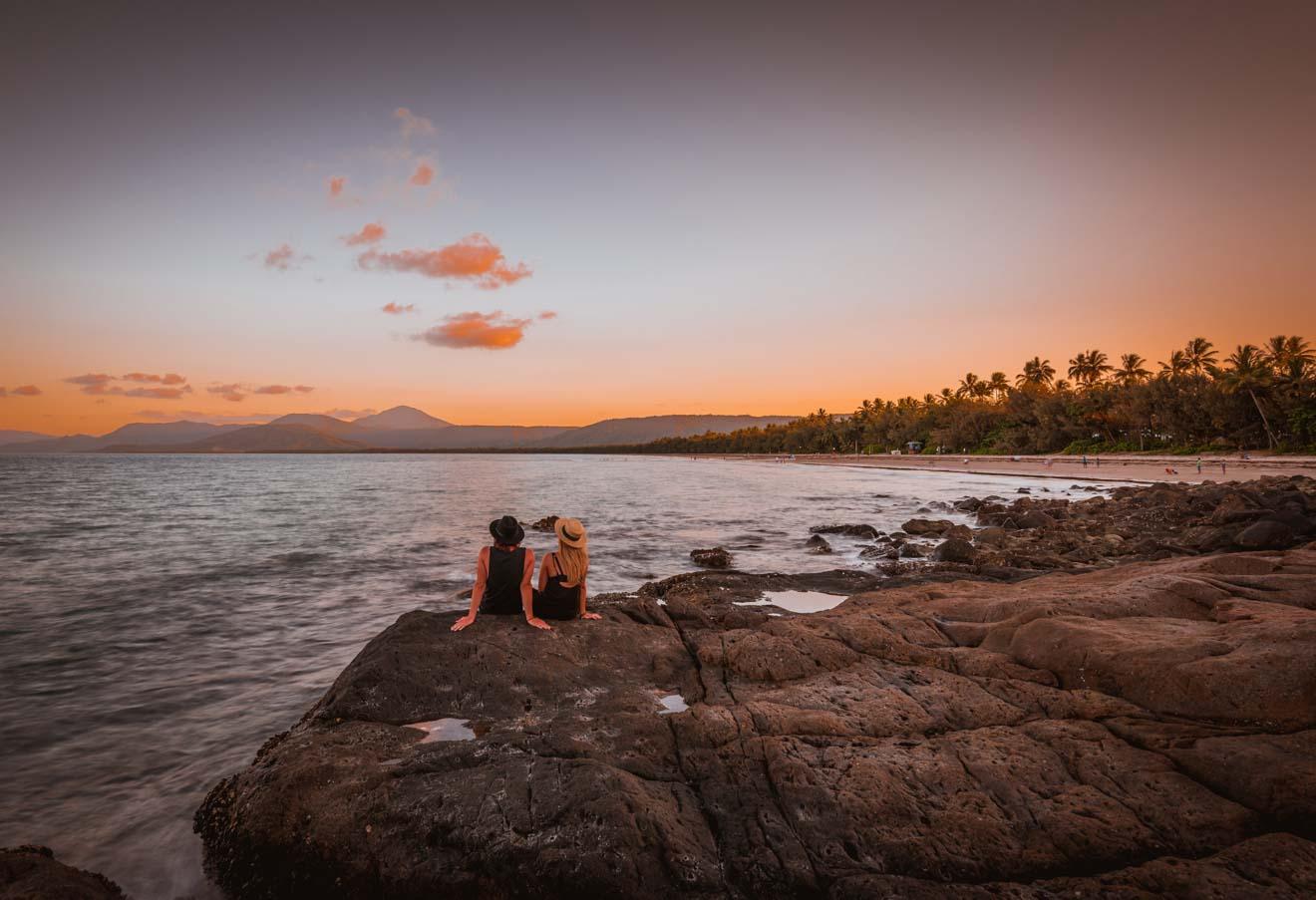 cuatro mil cosas de playa para hacer en Port Douglas