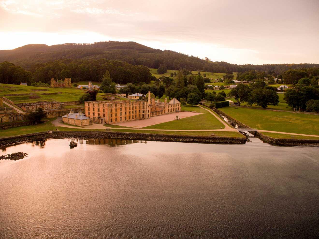 Sitio histórico de Port Arthur, ciudad de Hobart