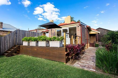 Apartamento en Cockatoo Island en Sydney Harbour,