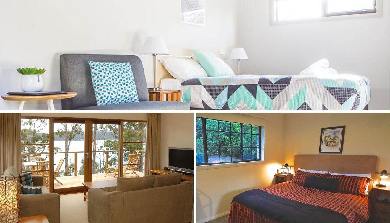 hoteles Qué hacer en Port Arthur habitaciones