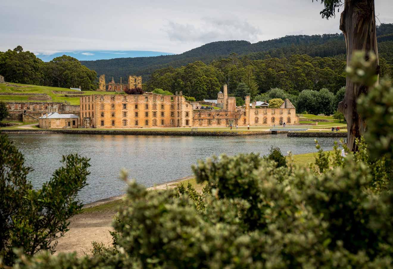 Lo mejor del histórico Port Arthur en Tasmania