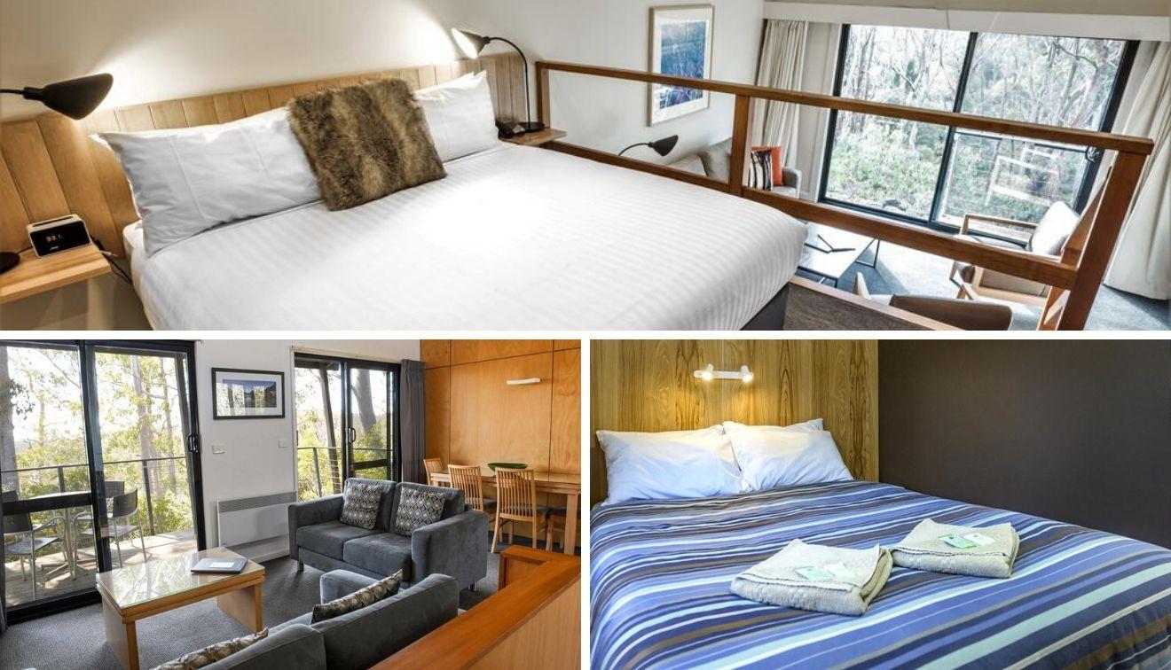 Vida nocturna Hoteles Parque Nacional - Tasmania