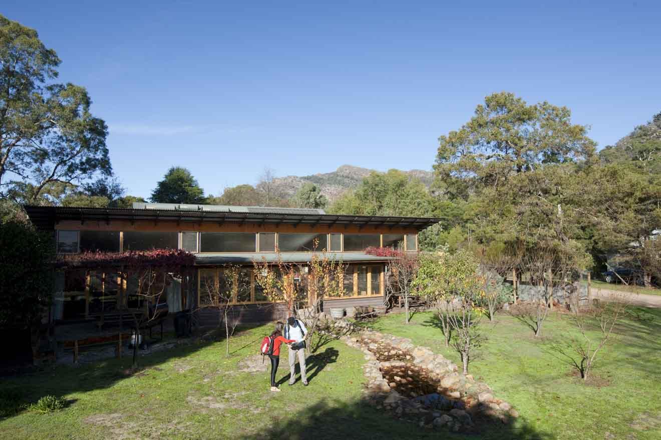 Las mejores rutas en el Parque Nacional de Grampians - Albergue juvenil en el Parque Nacional de Grampians