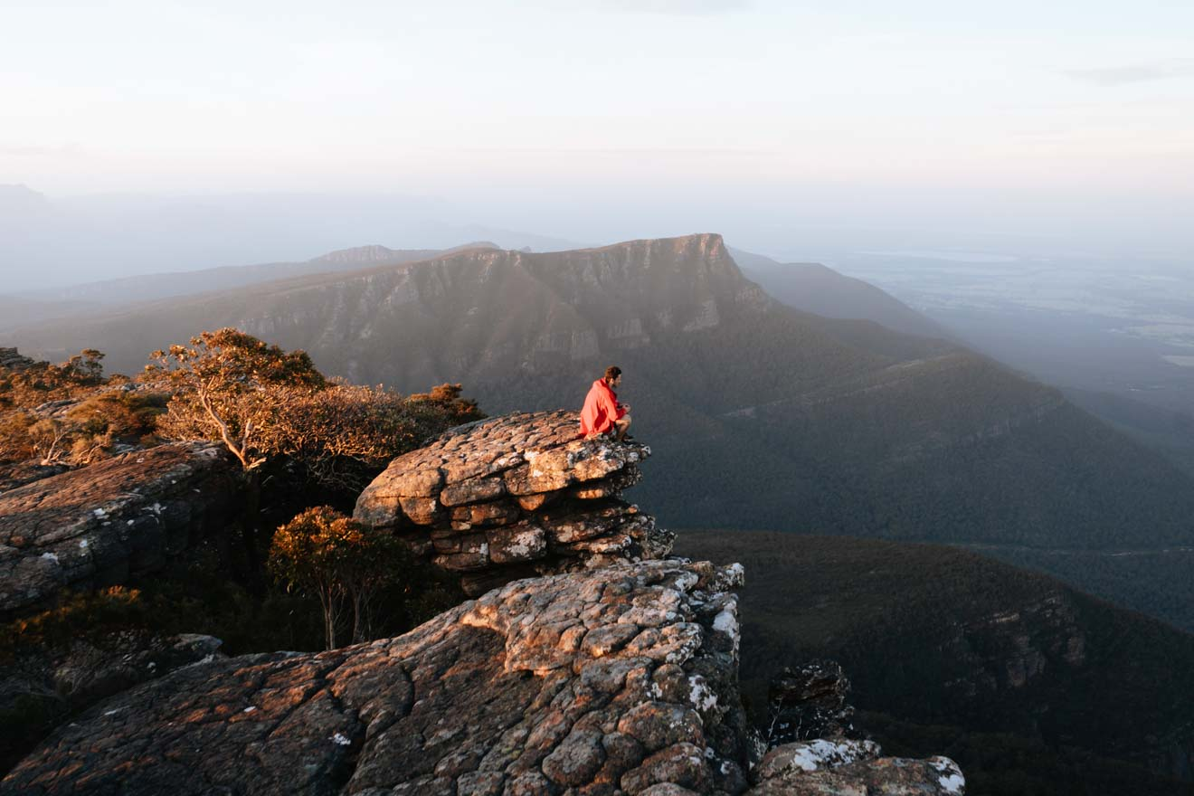 Grampians Peaks Trail - Parque Nacional Mount William Grampians