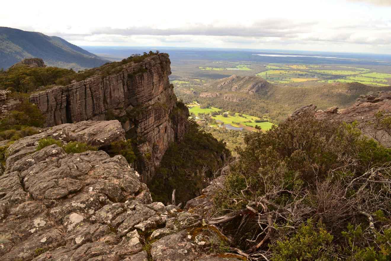 Mount Loop Walk - Parque Nacional de los Montes Grampianos