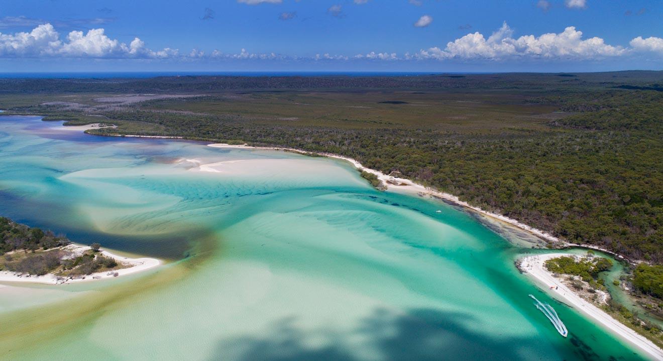 Australia Sunshine Coast Hervey Bay