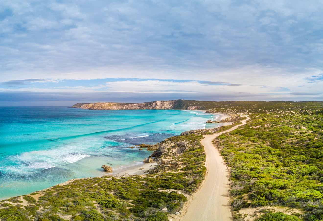 Guía de Kangaroo Island - Pennington Bay ¿Qué hacer en Kangaroo?