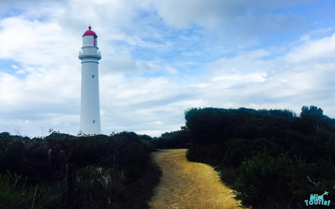 visita obligada en el área de Great Ocean Road - Ruta del faro de Split Point Great Ocean Road Route