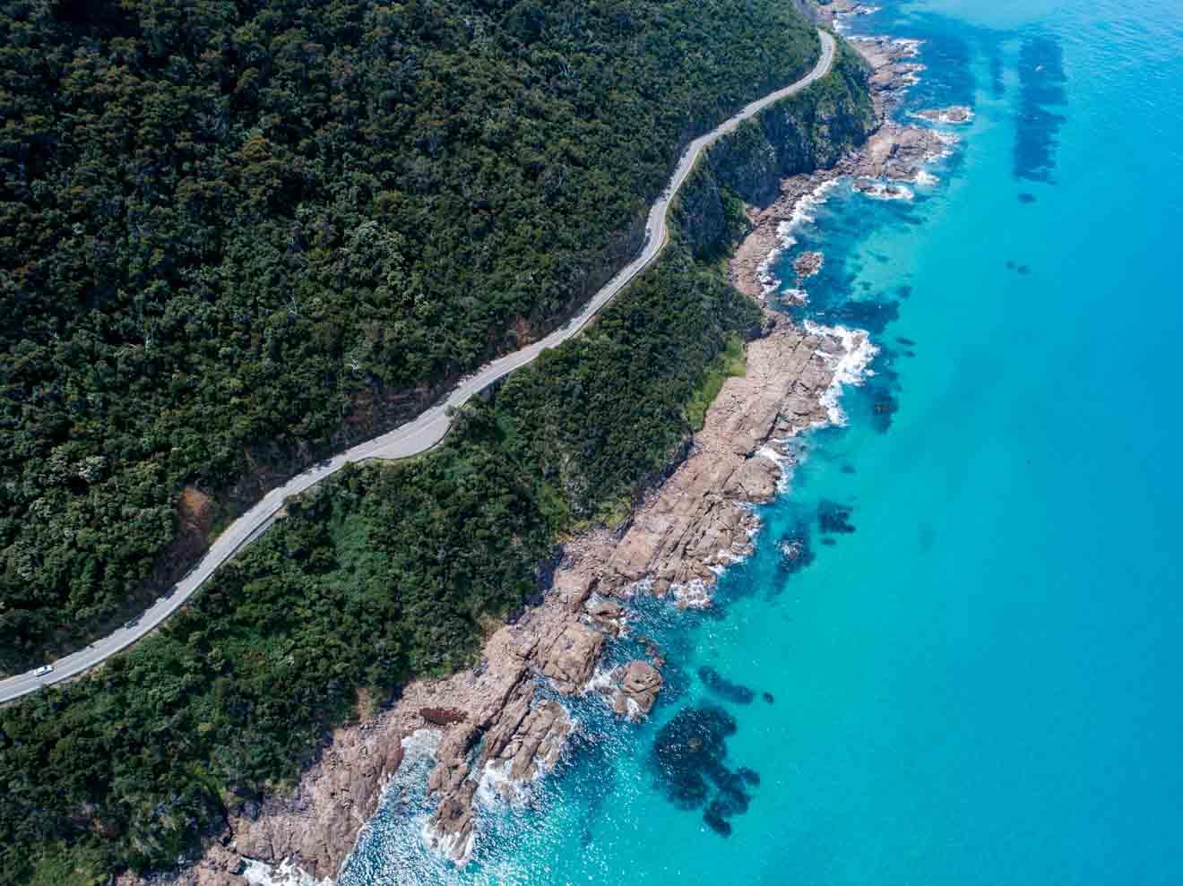 Paradas recomendadas para Great Ocean Road - Coast Great Ocean Road Route