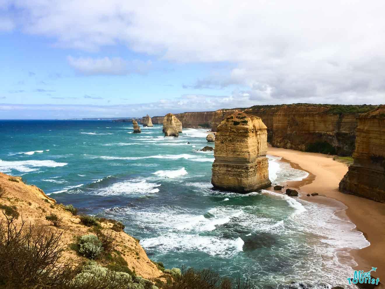 Paradas recomendadas para Great Ocean Road - Ruta de los Doce Apóstoles Great Ocean Road