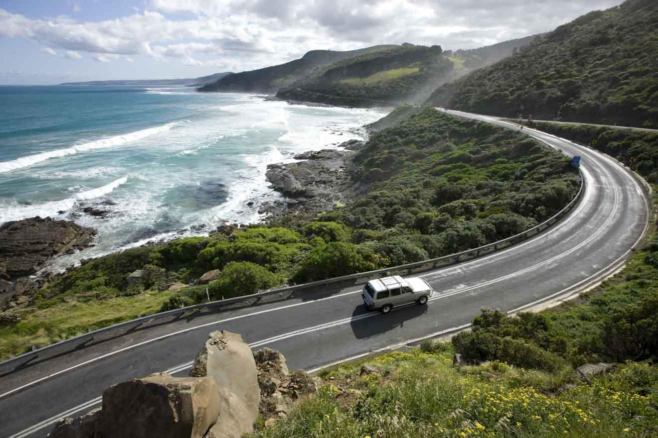 Paradas recomendadas para Great Ocean Road - Itinerario del Parque Nacional Great Otway Great Ocean Road