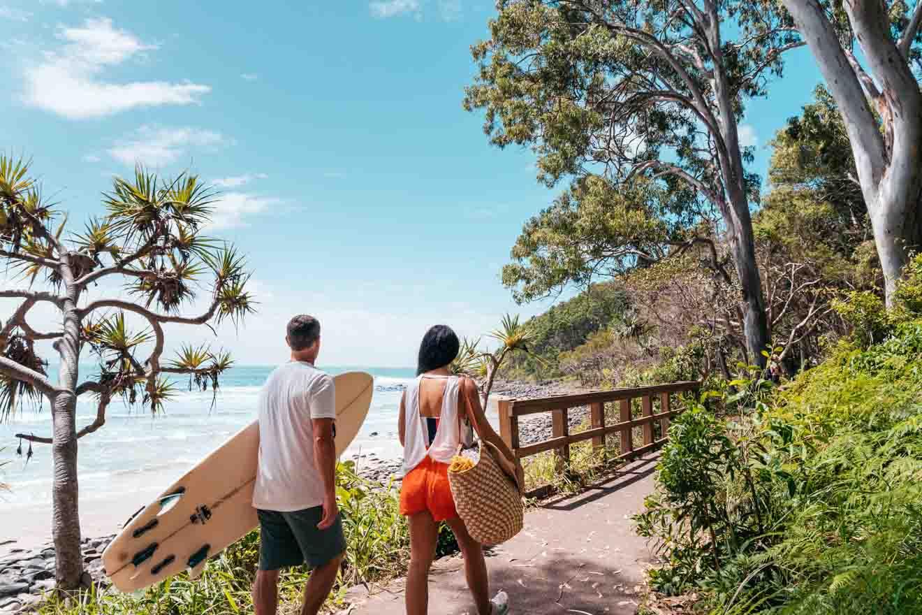 Parque Nacional Noosa en Sunshine Coast