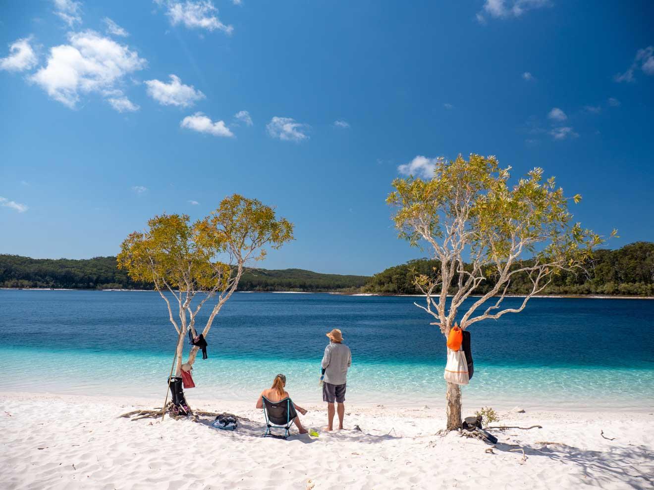 Lake Mckenzies cosas que hacer en Sunshine Coast