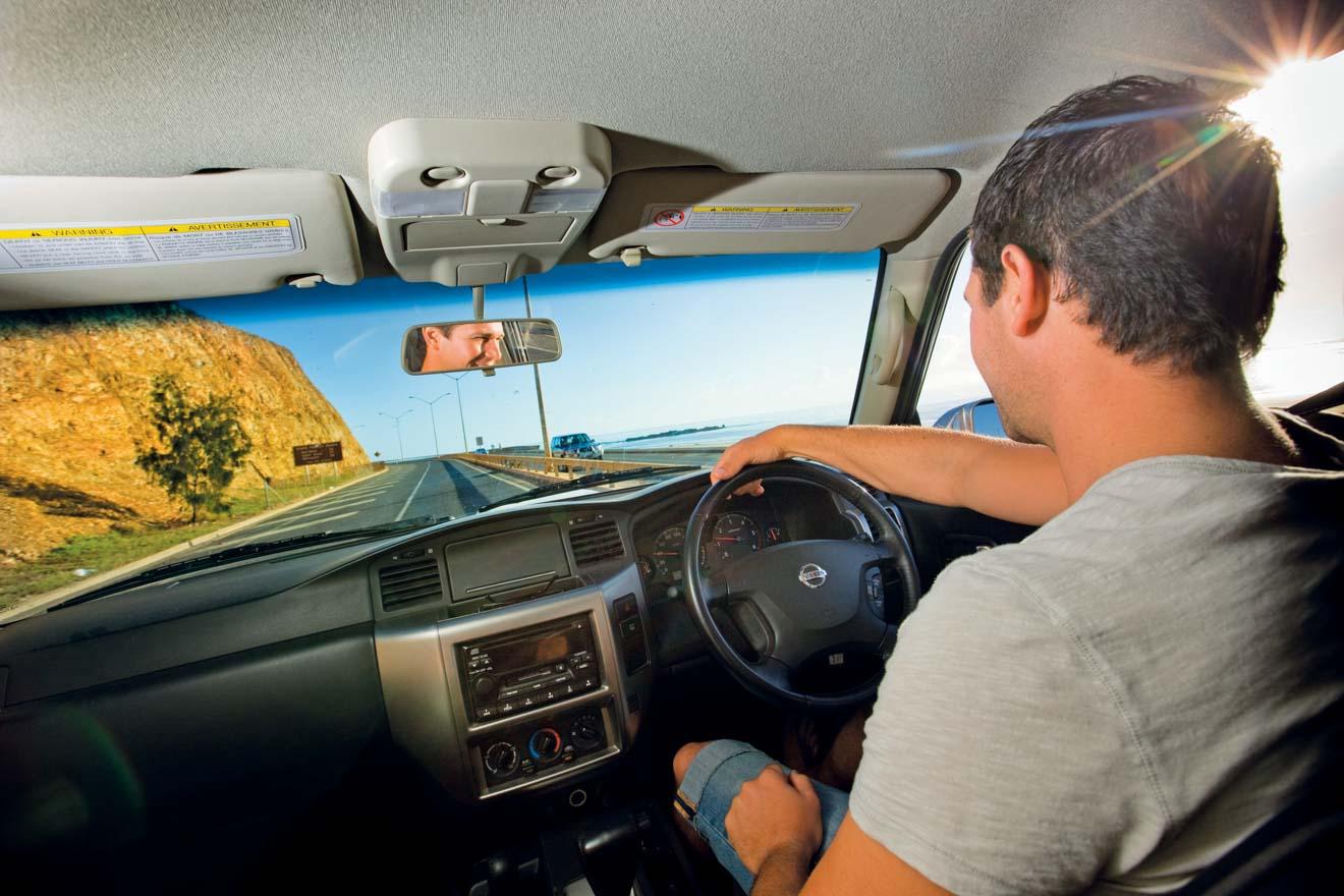 conducir a la costa del sol
