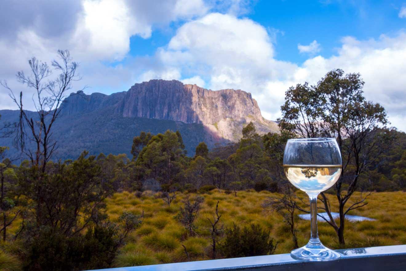 hotel cradle mountain - Grandes paseos en Australia (Cradle Mountain Huts Walk)