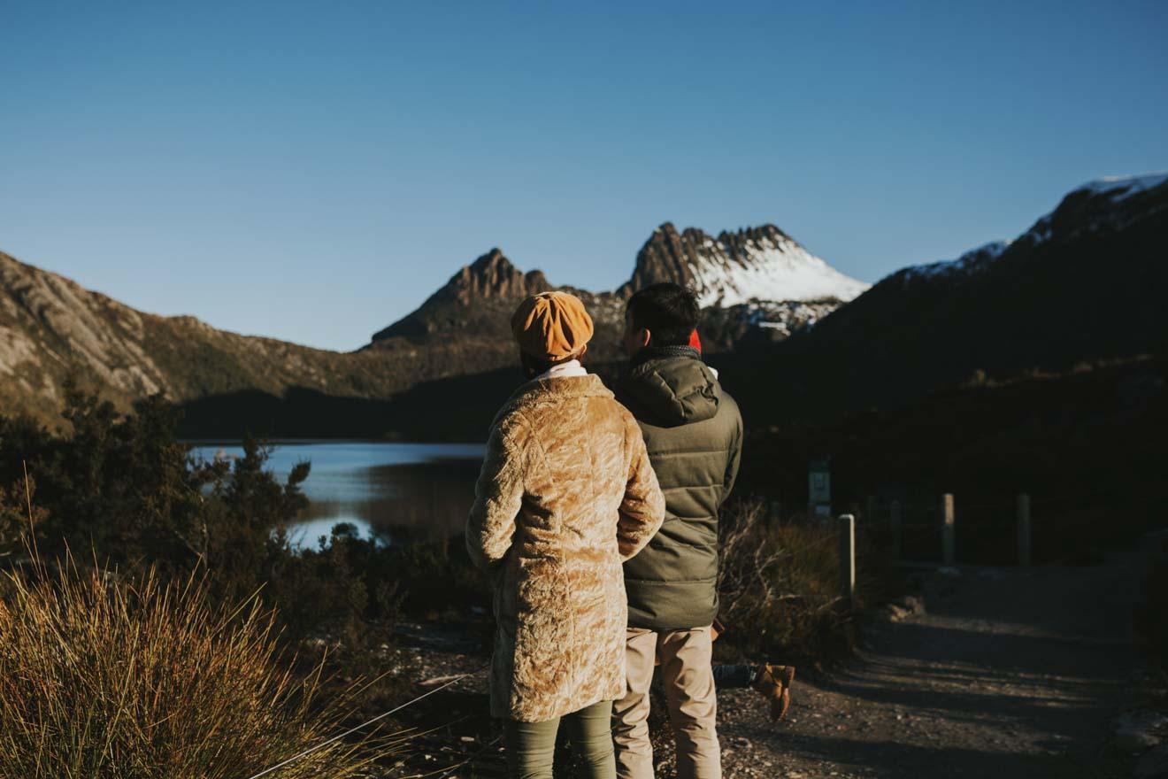 Cradle Mountain en un día - Ver ¿Qué hacer en Cradle Mountain en invierno? - Cradle Mountain