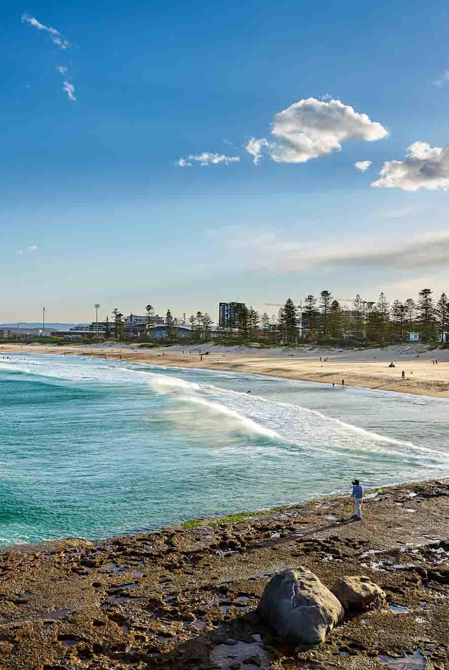 cosas para hacer en shellharbour - cosas principales para hacer en la playa en Wollongong