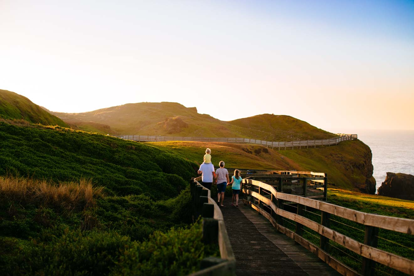Horario de apertura - Phillip Island Nature Parks - The Nobbies Boardwalk ¿Qué hacer en Phillip Island?