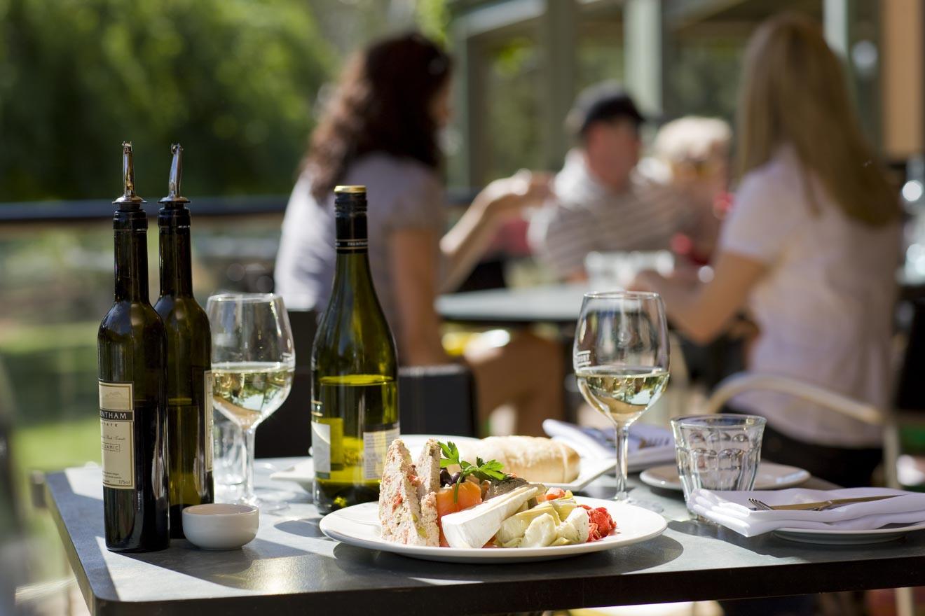 lugares para comer en mildura - Trentham Estate Winery ¿Qué hacer en Mildura?