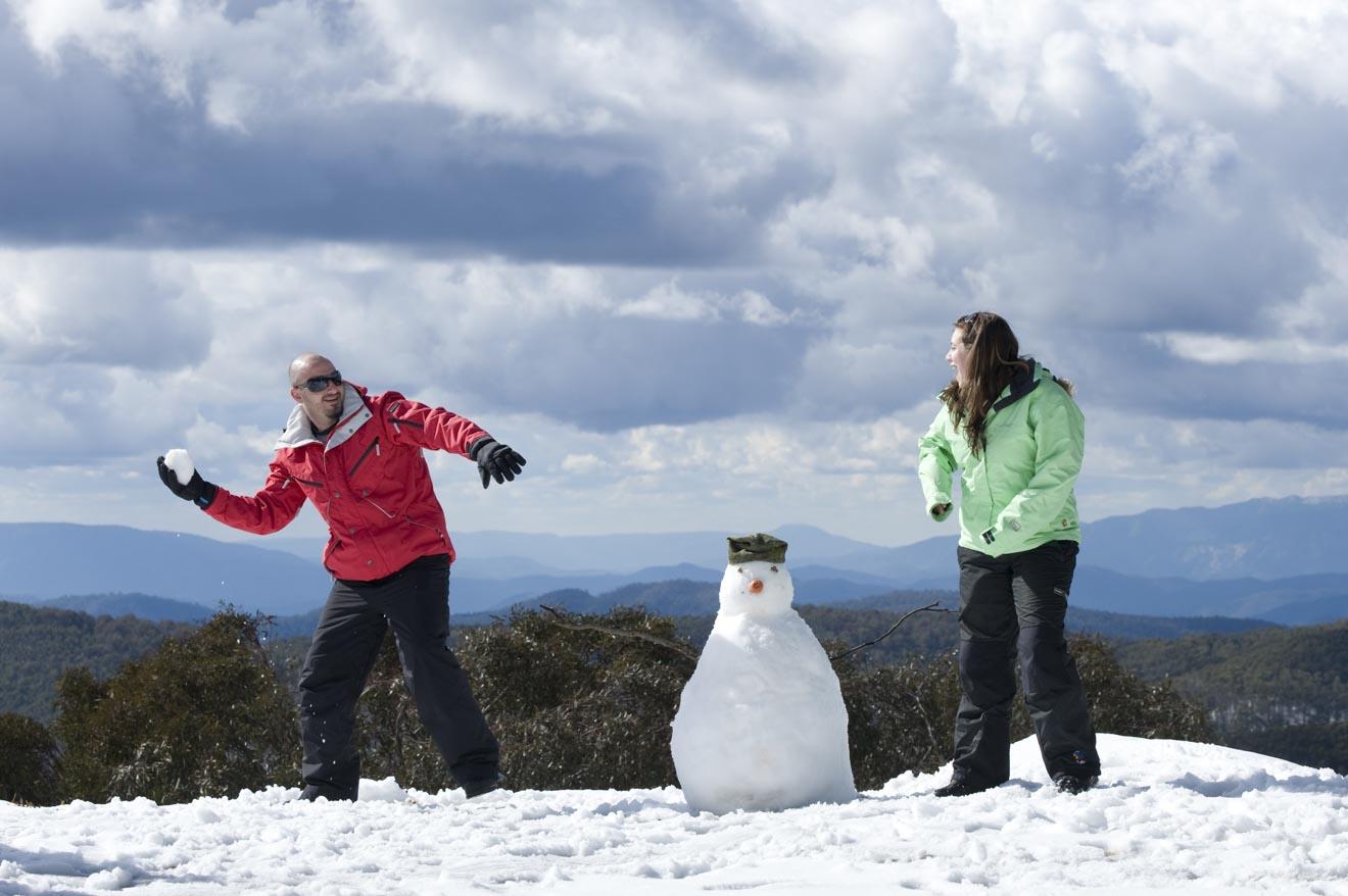 Mt Buller vs Mt Hotham vs Falls Creek - Campos de nieve Mt Buller o Mt Hotham