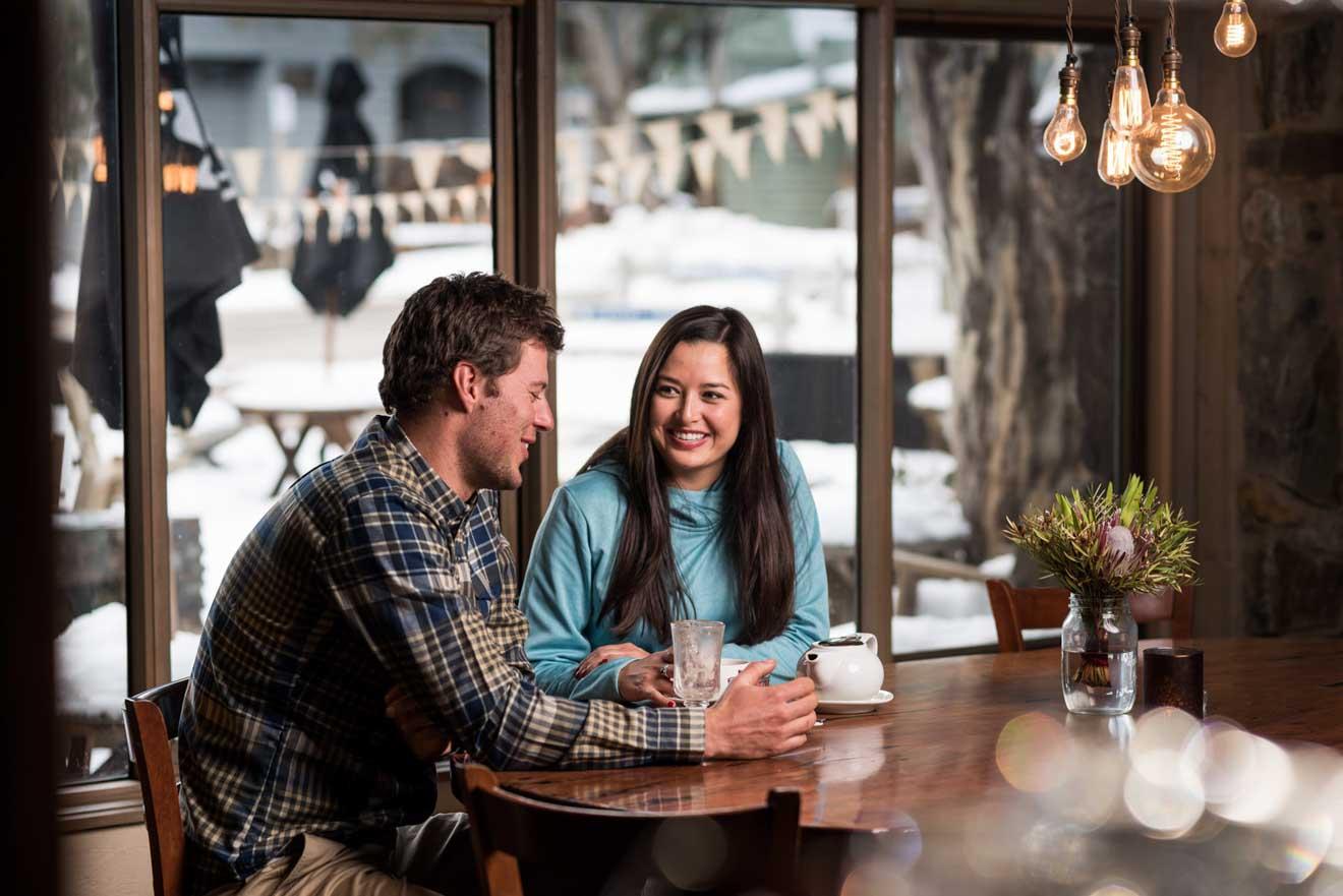 Visite Australia: Mt Buller Lodge o Mt Hotham