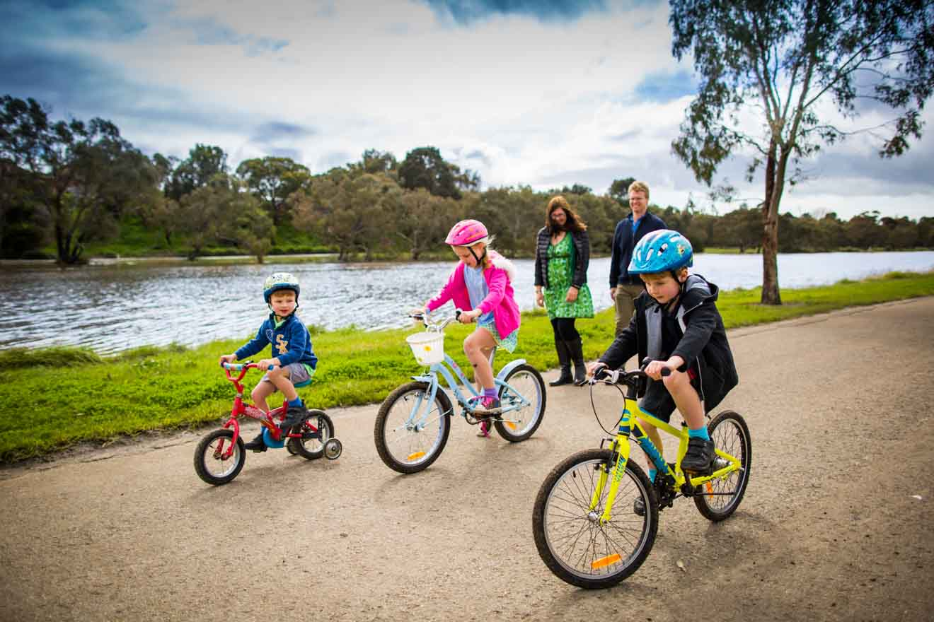 parque de aventuras geelong Navegación en la página - ciclismo en el río Barwon ¿Qué hacer en Geelong?