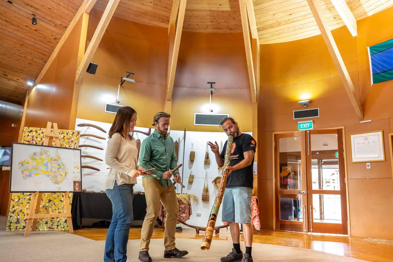Visita Geelong - Centro Cultural ¿Qué hacer en Geelong?