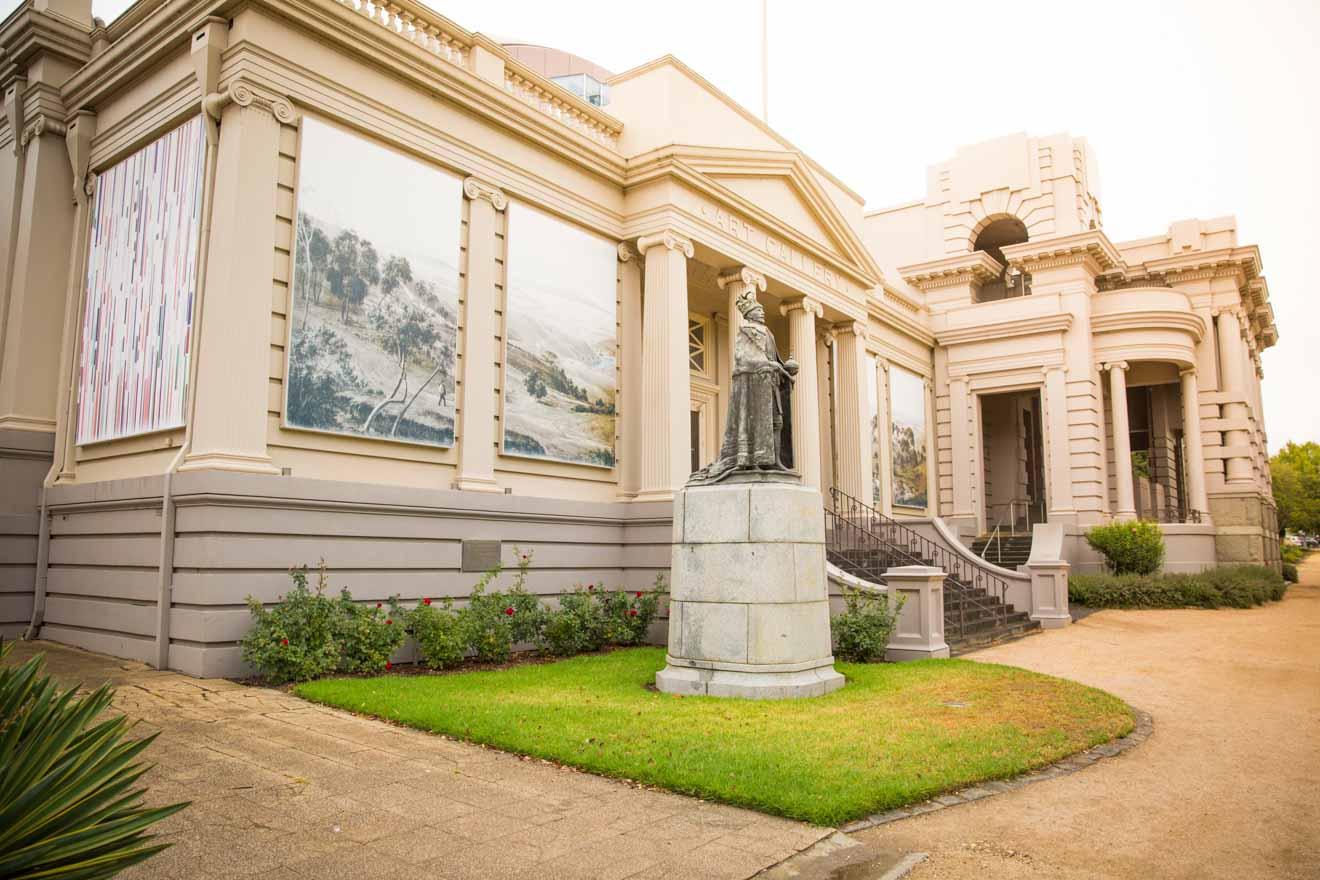 Cosas que hacer, Geelong y La Bellarine, Victoria, Australia - Galería de arte Cosas que hacer en Geelong