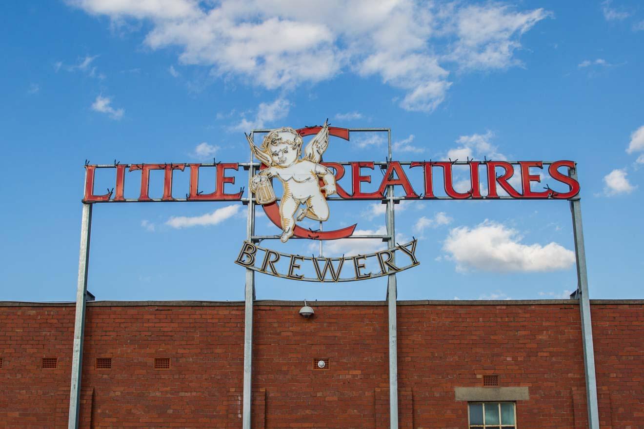 dónde comer - Cervecería Little Creatures ¿Qué hacer en Geelong?