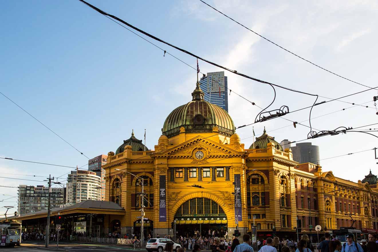 Dónde ir en Geelong, Australia - Flinders Street Station ¿Qué hacer en Geelong?