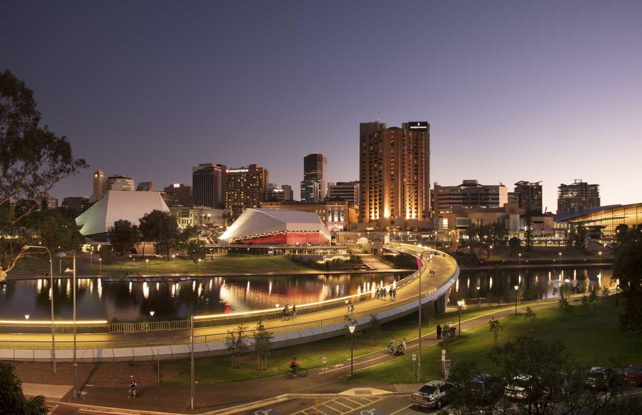 El mejor alojamiento romántico en Adelaide Hills: excursiones de un día al río Torrens desde Adelaide