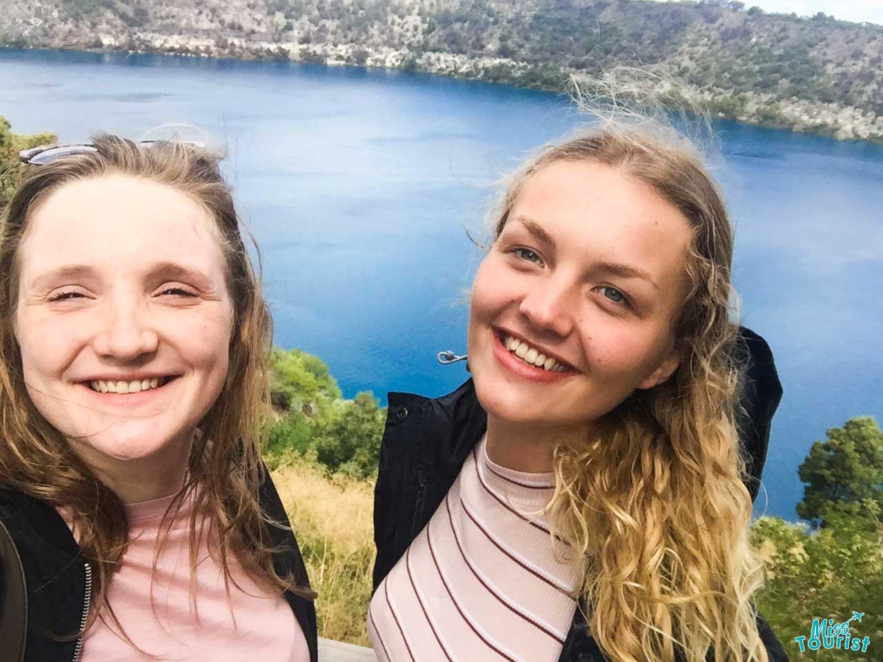Blue Lake, Mount Gambier - Amigos ¿Qué hacer en Mount Gambier?