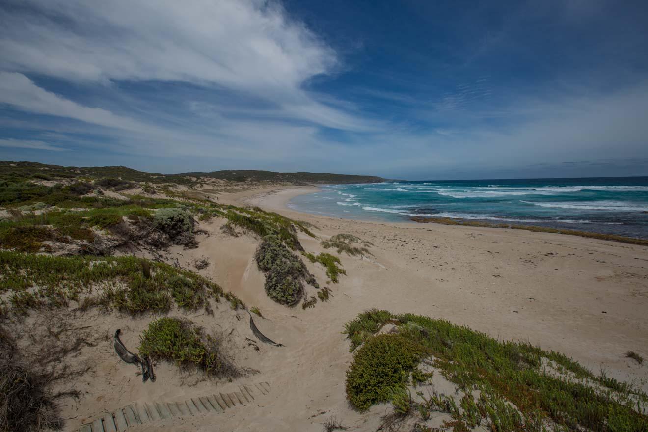 Cosas gratis que hacer en Kangaroo Island - Hanson & # 39; s Bay