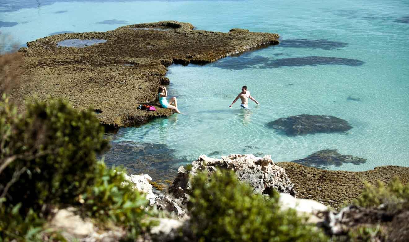 Kangaroo Island Resort - Vivonne Bay Beach ¿Qué hacer en Kangaroo Island?