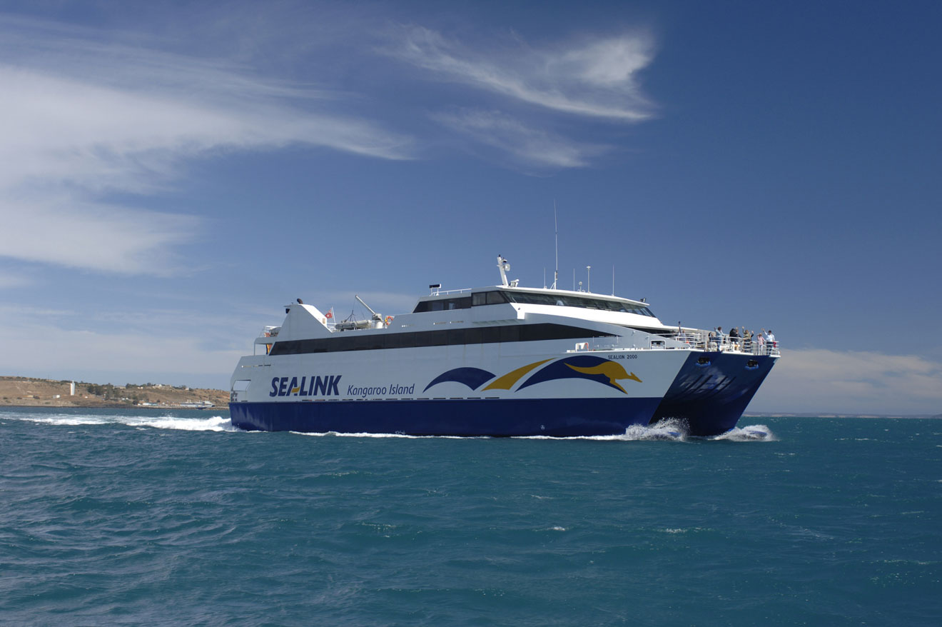 Kangaroo Island Ferry - Cosas de SeaLink que hacer en Kangaroo Island