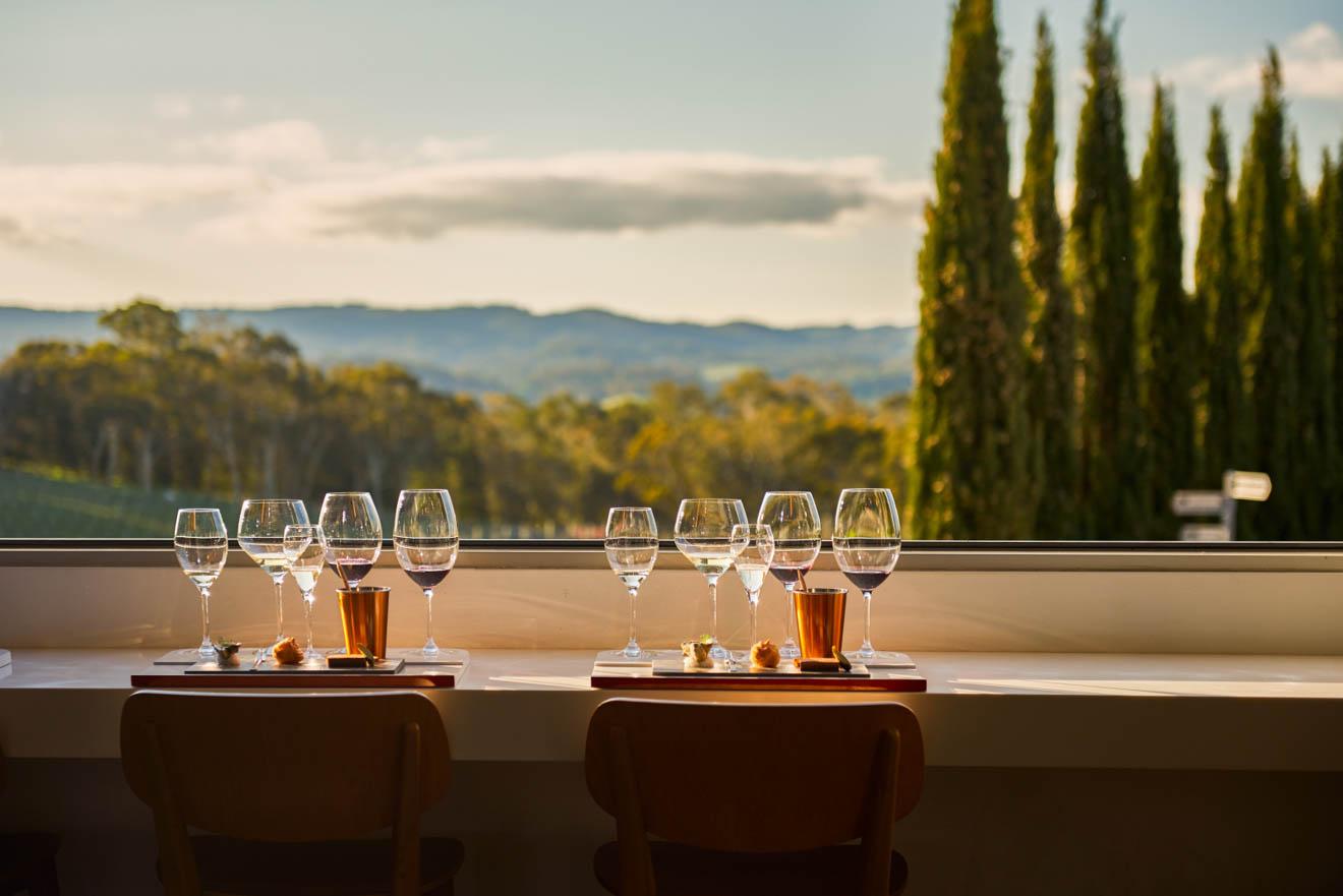 cata de vinos del valle de barossa - The Lane Vineyard Qué hacer en las bodegas de Barossa Valley