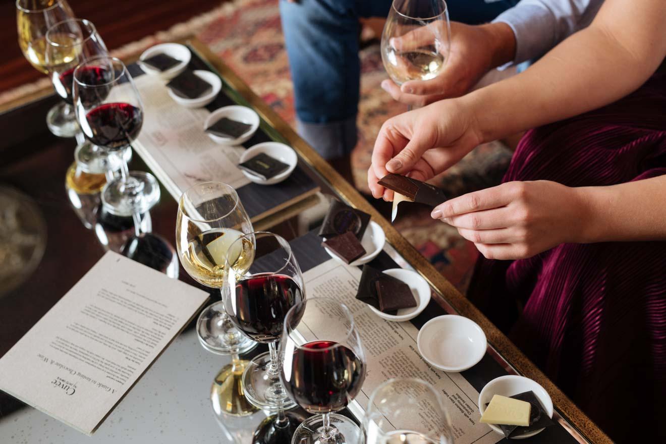 degustación de vinos en el valle de barossa - Elderton Wines Cosas que hacer en las bodegas de Barossa Valley