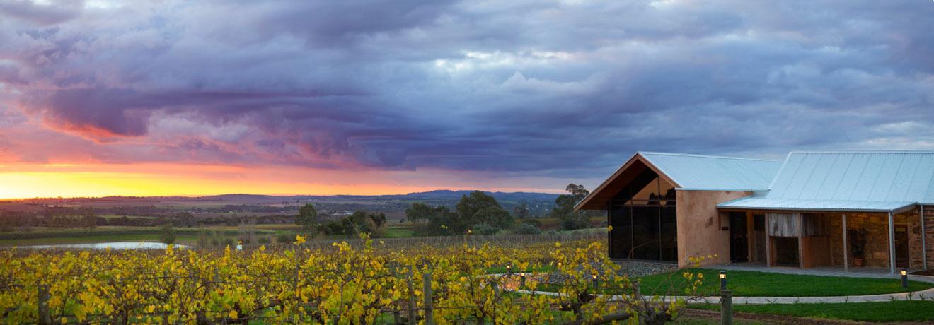 mapa del valle barossa - Grant Burge Wines Qué hacer en las bodegas Barossa Valley