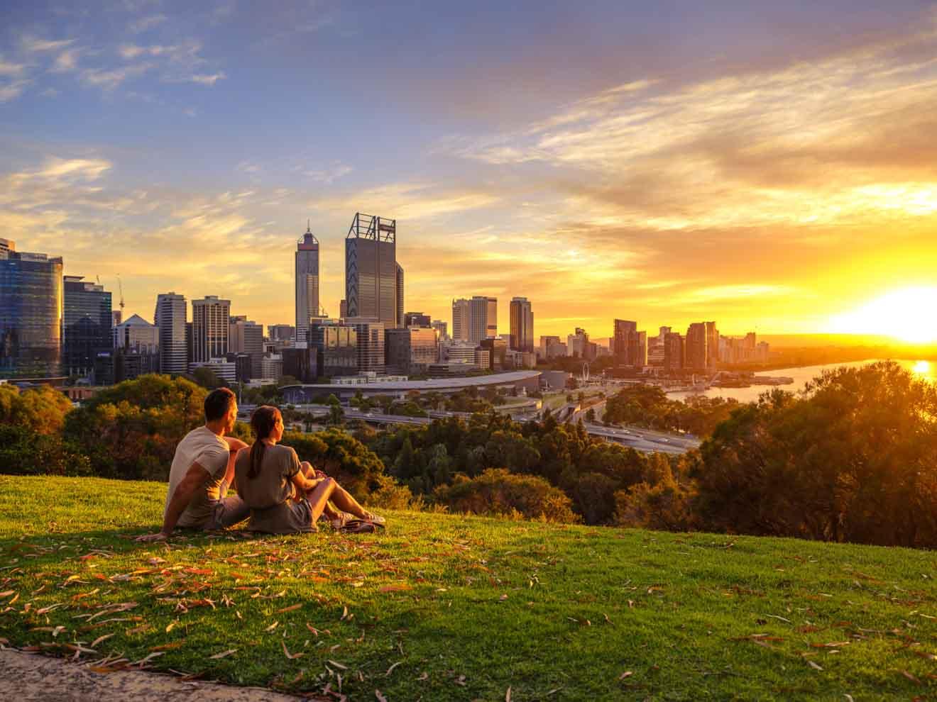 cosas que hacer mañana en Perth - Kings Park and Botanical Garden