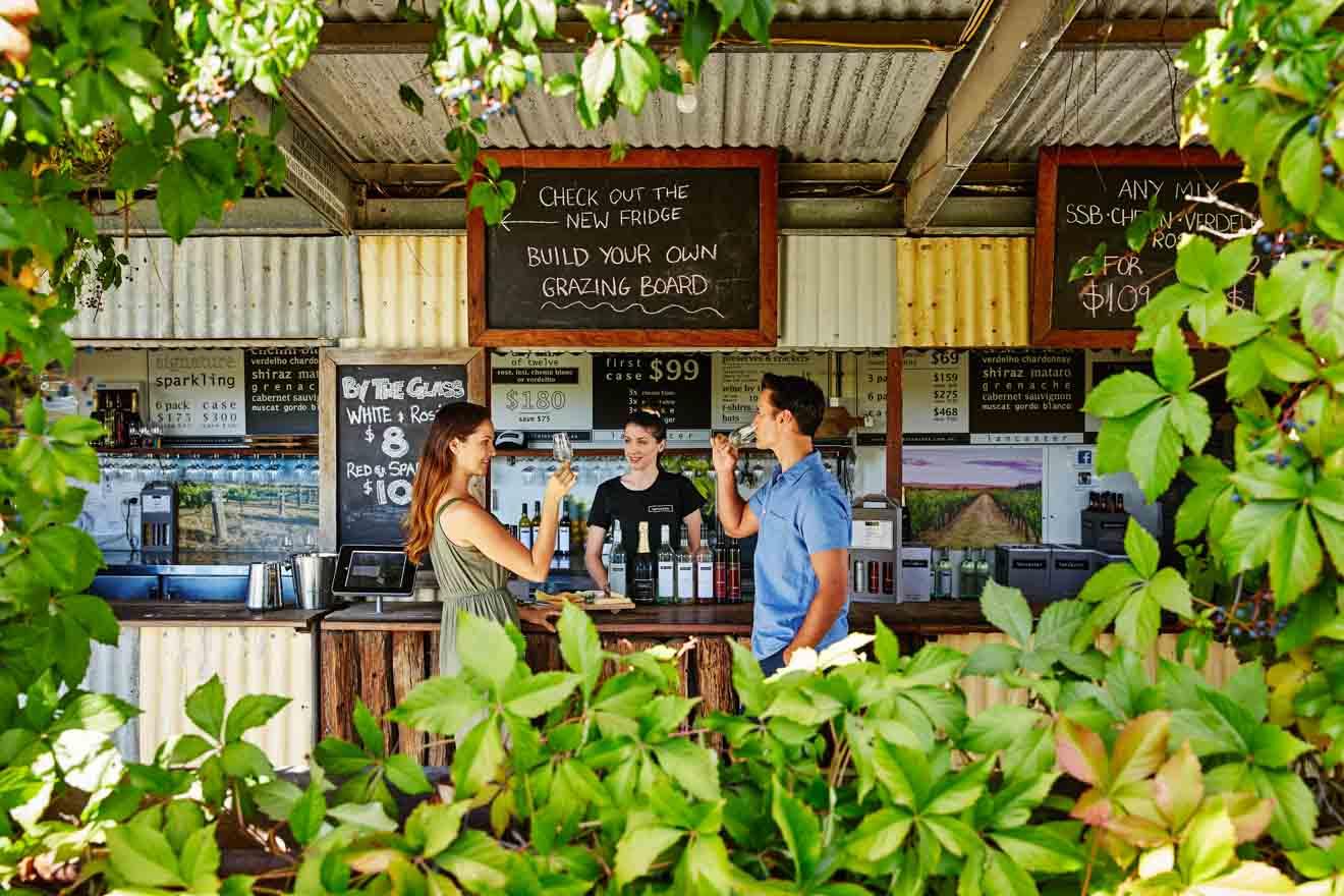 cosas que hacer en Perth hoy - Lancaster Wines, Swan Valley