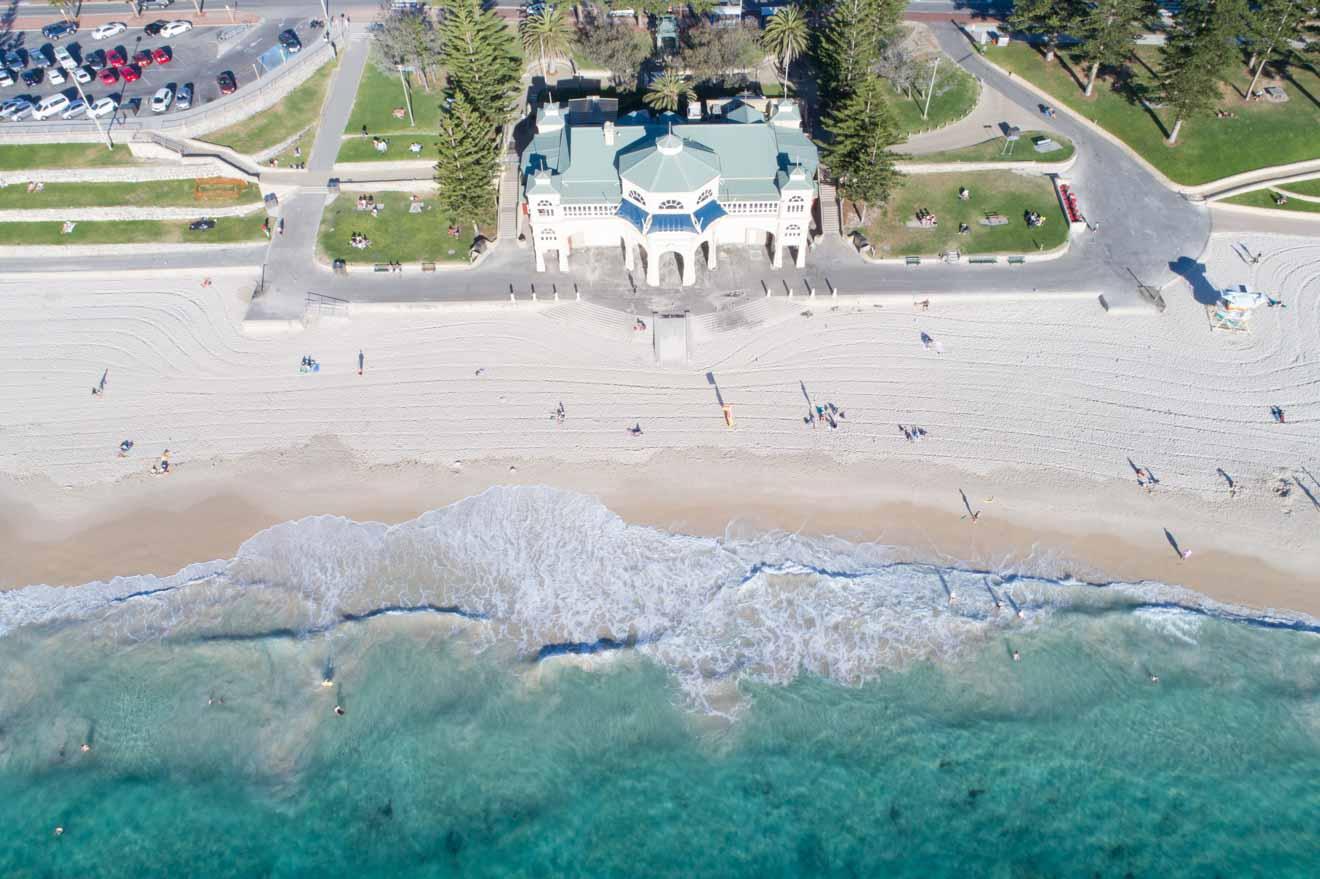 Las mejores cosas que hacer en Perth, australia - cottesloe beach
