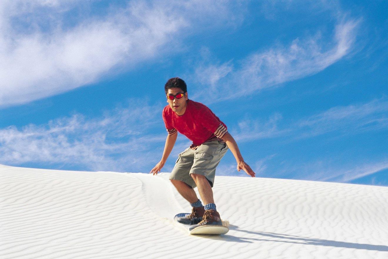 Excursiones de 2 días desde Perth - Sandboarding cerca de Lancelin